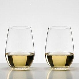 リーデル O/オー リースリング/ソーヴィニヨン 375ml 2個セット 414/15 ワイングラス RLC7101 7-2151-0801_ES