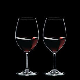 【即納OK!】リーデル オヴァチュア レッドワイン 350ml 2個セット 6408/00_ES ワイングラス RLC5801,7-2149-1201_ES