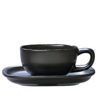 20%的折扣 !! 孢子囊群柳陶瓷茶杯和茶碟黑