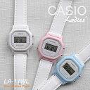 【NEW】【5年保証】CASIO 腕時計 レディース かわいい きれいな ホワイト 小さい 軽い カシオ デジタル LA-11WL 2A LA-11WL-4A LA-11WL-7A チープカシオ キッズ 子供 女の子