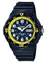 【ポイント2倍】CASIO カシオ 腕時計MRW200HC-2Bチープカシオ100M防水 スポーツ ウオッチメンズ/レディース時計【あす…