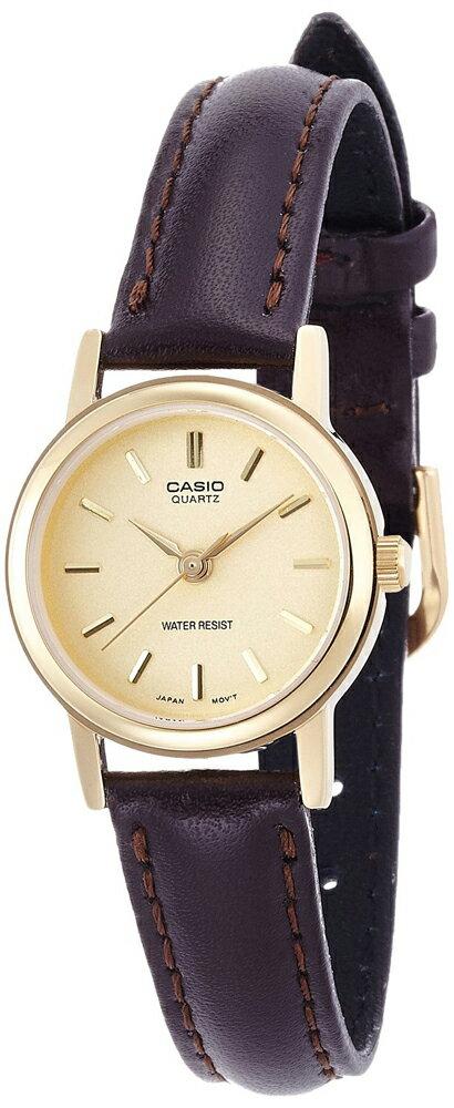 【ポイント2倍】カシオ 腕時計CASIO LTP1095Q-9Aチープカシオ レディース 時計【送料無料(メール便発送)】日時指定/代引き不可