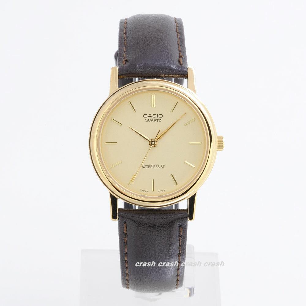 【ポイント2倍】カシオ 腕時計CASIO MTP1095Q-9Aチープカシオ ユニセックス 時計【送料無料(メール便発送)】日時指定/代引き不可