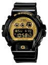 カシオ CASIO G-SHOCKDW6900CBG-ショック ブラック/ゴールドメンズ腕時計 200M防水【あす楽】送料無料(一部地域除く)