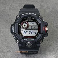 CASIOカシオG-SHOCKGW-9400-1Gショックメンズ腕時計電波ソーラー200M防水