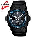 [世界6局電波ソーラー]CASIO カシオ G-SHOCKGショック AWGM100A-1Aブラック 黒 メンズ gshock ジーショック 腕時計 人…