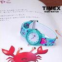 【送料無料】TIMEX タイメックス KIDS キッズ tw7c13700 腕時計 子供 タイム ティーチャー KIDS こども アナログ スカ…
