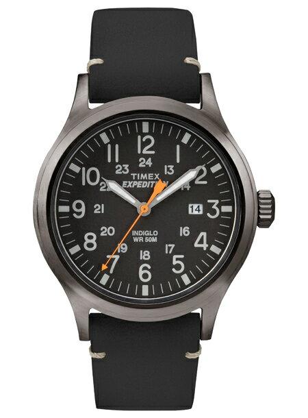 [送料無料]TIMEX タイメックス 時計TW4B019 メンズ 本革 ミリタリー TIMEX EXPEDITION SCOUT METAL【ブラックフライデー期間中ポイント10倍】