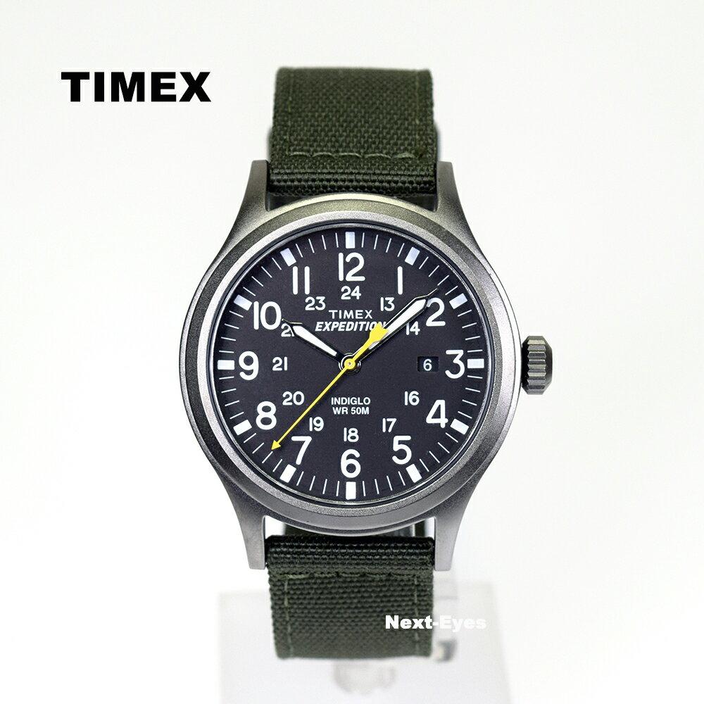 【送料無料】TIMEX タイメックス T49961 エクスペディション スカウト メタル EXPEDITION SCOUT METAL ミリタリー 男性 メンズ 腕時計 アナログ クォーツ おしゃれ カーキ グリーン ユニセックス カジュアルウォッチ ネコポス便