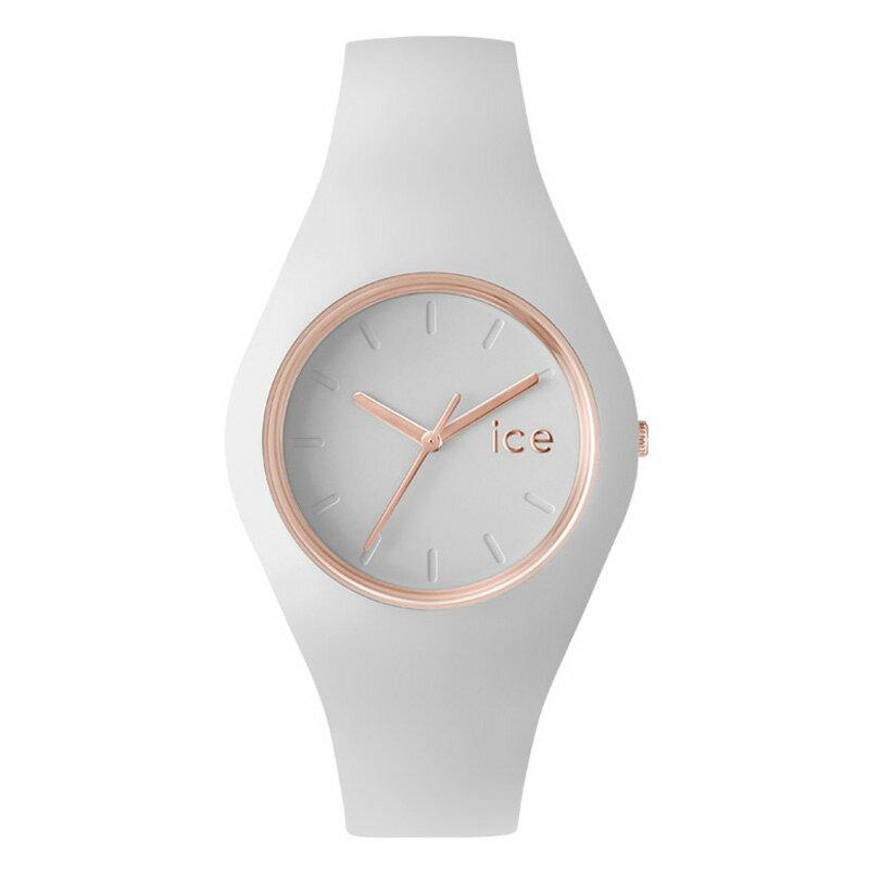 日本正規品ICE-WATCH アイスウォッチアイス グラムICEGLWRGSS14(000977)ホワイト/ローズゴールドレディース 腕時計送料無料【あす楽】[送料無料]