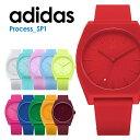 アディダス 腕時計 adidas アナログ カラバリ メンズ レディース ホワイト レッド ブルー ライム ミントイエロー グリ…