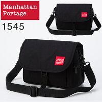 ManhattanPortageマンハッタンポーテージ1545ブラックカメラバックメンズレディースショルダーバッグショルダーストラップ着脱可バック内は自由自在にカスタム