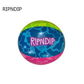 RIPNDIP Surf Up Beach Ball リップンディップ ビーチボール 海 猫 ネコ プレゼント