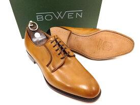 英国製 Alfred Sargent アルフレッドサージェント BOWEN ボーウェン グッドイヤーウェルト製法 外羽根 プレーントゥ レザー レースアップ ビジネスシューズ 革靴 ライトブラウン 8(ka20180626-9) 8h(ka20180626-10)/メンズ