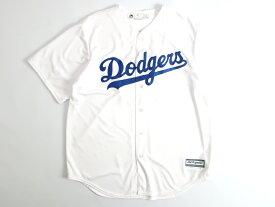 Majestic マジェスティック MLB メジャーリーグ ベースボール Los Angeles Dodgers ロサンゼルスドジャース Cool Base MAEDA 前田健太選手 18 HOME プレイヤー レプリカ ユニフォーム 野球 定1.7万 ホワイト S-01 M-02 L-03 XL-04▲025▼00110k13