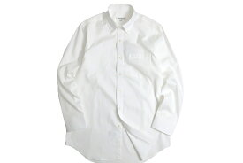 D'URBAN ダーバン 日本製 形態安定 コットン100% ブロード生地 ボタンダウン レギュラーカラー 長袖 シャツ ドレスシャツ ホワイト 38-82-01 39-80-02 40-78-03 40-82-04 41-82-05▲010▼00803k02
