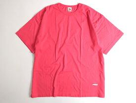 FRUIT OF THE LOOM×GOOD OL' フルーツオブザルーム グッドオル Pocket Tシャツ 綿100% ピンク L▲020▼90617a10
