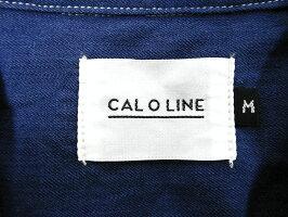 新品CALOLINEキャルオーラインARCHFRONTDENIMSHIRT長袖デニムシャツM/sh20180117-11/メンズ