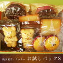 【送料込み】焼き菓子・クッキーお試しパック(S)