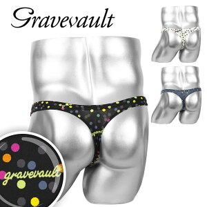 Gravevault、TバックGravevault/グレイブボールトDotメンズTバック、Tバック商品画像