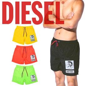 DIESEL/ディーゼル 水着 短パン サーフパンツ メンズ おしゃれ かっこいい ツルツル ブランド 男性 プレゼント プチギフト 誕生日プレゼント 彼氏 父 ギフト 記念日