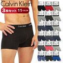【3枚セット】Calvin Klein/カルバンクライン ボクサーパンツ メンズ アンダーウェア 下着 おしゃれ かっこいい 3枚組…