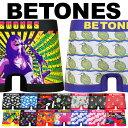 BETONES ビトーンズ ボクサーパンツ メンズ アンダーウェア 下着 フリーサイズ 速乾 プリント シームレス 立体成型 蒸…