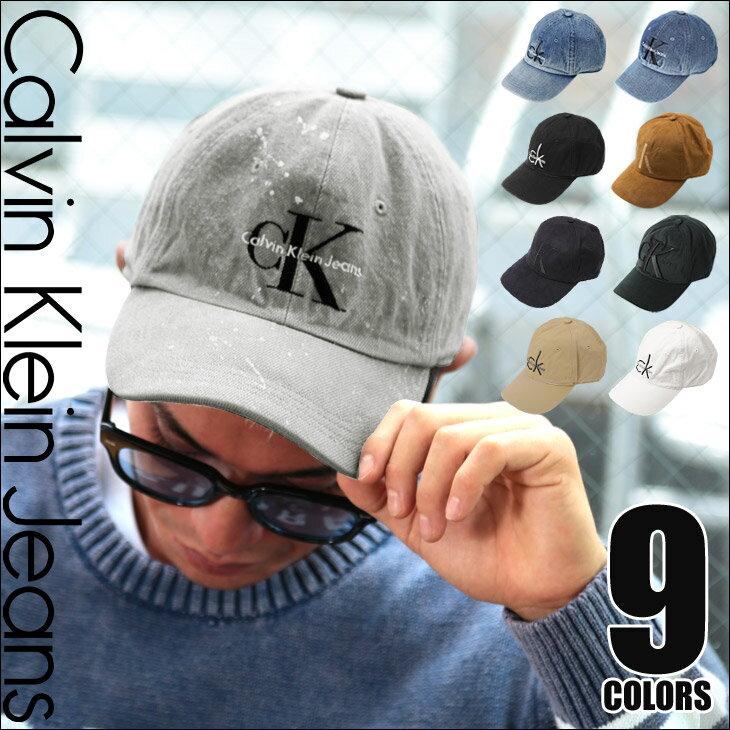 カルバンクライン キャップ メンズ CK LOGO ビッグロゴ 帽子 Calvin Klein Jeans CK カルバン クライン ジーンズ バレンタイン 誕生日プレゼント 彼氏 父 男性 ギフト