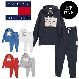 TOMMY HILFIGER トミーヒルフィガー セットアップ メンズ MODERN ESSENTIALS かっこいい おしゃれ ブランド 男性 プチギフト 夏物 ルームウェア 誕生日プレゼント 父 息子 ギフト 記念日