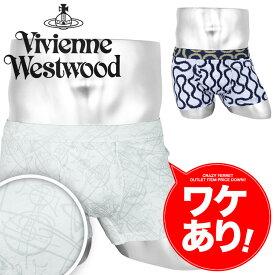 Vivienne Westwood ヴィヴィアン ウエストウッド ボクサーパンツ メンズ 下着 GRAFFITI SQUIGGLE ワケあり かっこいい おしゃれ 綿100 ブランド 高級 男性 プレゼント プチギフト 夏物 誕生日プレゼント 彼氏 父 ギフト 記念日
