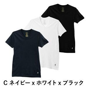 【3枚組セット】LCVNメンズVネック半袖Tシャツ商品画像