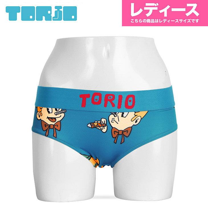 TORIO/トリオ ショーツ レディース 下着 ボクサーショーツ ピノキオ キャラクター パロディ オシャレ かわいい 誕生日プレゼント 女性 彼女 ギフト