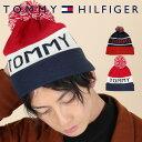 TOMMY HILFIGER トミーヒルフィガー ニット帽 帽子 メンズ レディース おしゃれ 暖かい 折り返し ブランド 男性 女性 …