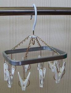 ダイマミニ角ハンガー【サビに強いスーパーダイマ使用洗濯用ハンガー】