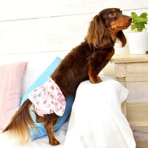 CRAZYBOO/クレイジーブーフルーツ柄サニタリーパンツS/M/L/XLサイズ犬服/犬の服/ドッグウェアマナーグッズ/マナーパンツ