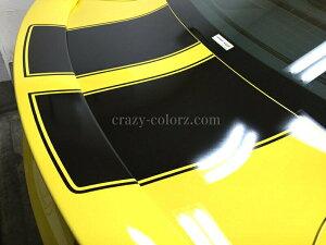 シボレーカマロレーシングストライプラリーストライプ09〜13ボンネットフードストライプです。CHEVROLETCAMARORACINGSTRIPES