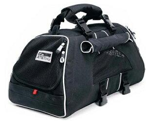 DOGBAG JET SET BLACK(ドッグバッグ・ジェットセットブラック)キャリーバッグ Lサイズ『55cm×25cm×30cm』【代引き手数料・送料無料】【smtb-TK】【キャリーバッグ】【旅行用キャリーバッグ】