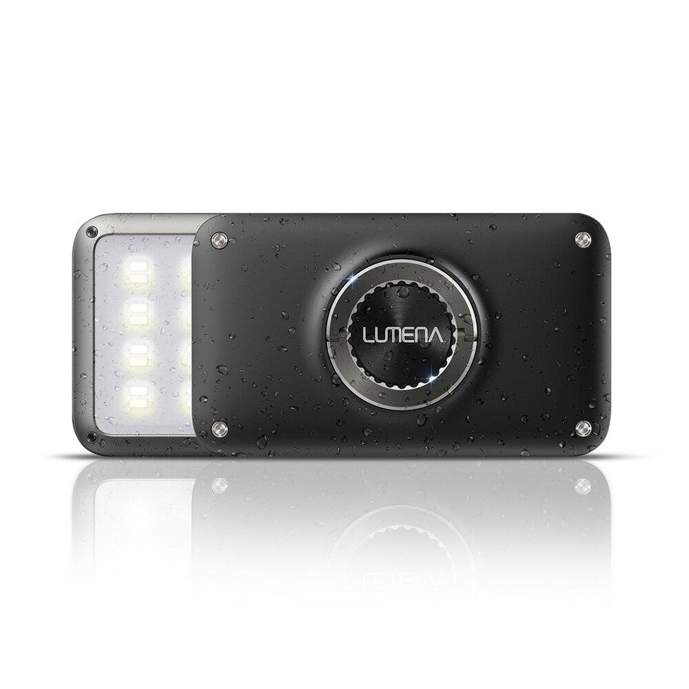 ルーメナー2 LUMENA2 防水・防塵・耐衝撃 バッテリー機能付き LEDランタン ルーメナー LUMENA