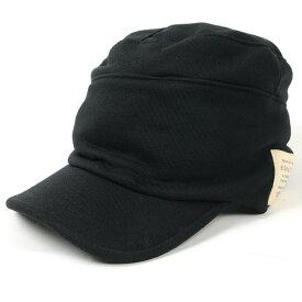 大きいサイズ 帽子 メンズ スウェットワークキャップ BIGWATCH ブラック ビッグワッチ 大きい L XL / DCP-10