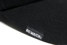 大きいサイズ帽子メンズ大きいサイズ/帽子/メンズ/無地スウェットキャップBIGWATCH黒オールブラックビッグサイズ/ビッグワッチ/ゴルフキャップスポーツ楽天BOX受取対象商品05P05Nov16