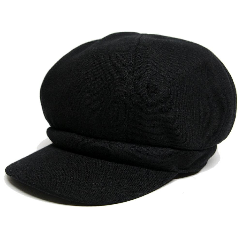 大きいサイズ メンズ 帽子 L XL スウェット ビッグキャスケットBIGWATCH L ブラック ビッグサイズ ビッグワッチ つば付帽子 Lサイズ CAS-14LL 春 夏 秋 UVケア