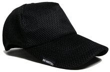 大きいサイズ帽子メンズラウンドスポーツキャップBIGWATCHオールブラック