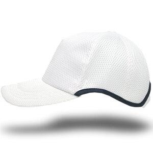 ゴルフ 帽子 大きいサイズ ビッグワッチ 白 無地 キャップ CPMG-03R 春 夏 秋 UVケア