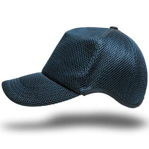 ゴルフ 帽子 大きいサイズ L XL ビッグワッチ スレートブルー 無地 キャップ CPMG-05R 春 夏 秋 UVケア
