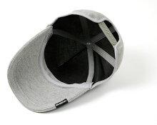 大きいサイズ帽子メンズラウンドスウェットCAPBIGWATCHMIXグレー