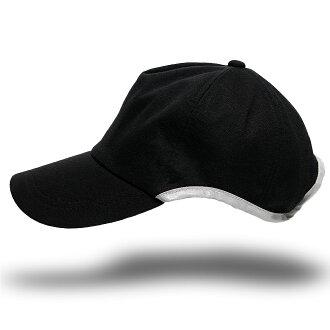 大尺寸 / 帽子 / 汗水圓形反射鏡帽 BIGWATCH 黑色針帽和大運動帽運行帽 / 損壞非加工 / 05P05Dec15