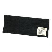 大きいサイズ帽子メンズヘンプフーデッドネックウォーマーBigwachブラック