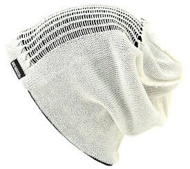 大きいサイズ メンズ 帽子 L XL スパイダークラッシュ BIGWATCH ビッグワッチ 正規品 ホワイト ブラックニットキャップ ダメージ ルーズ ワッチキャップ RB-02 春 秋 冬