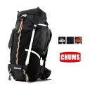チャムス/スプリングデイル II/CHUMS/50リットル/リュック/デイパック/アウトドア/ラッピング不可/CH60-2213/