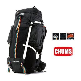 查姆/帆布背包/CHUMS/弹簧戴鲁/人/50升/60万2067/日包/户外/包不可能